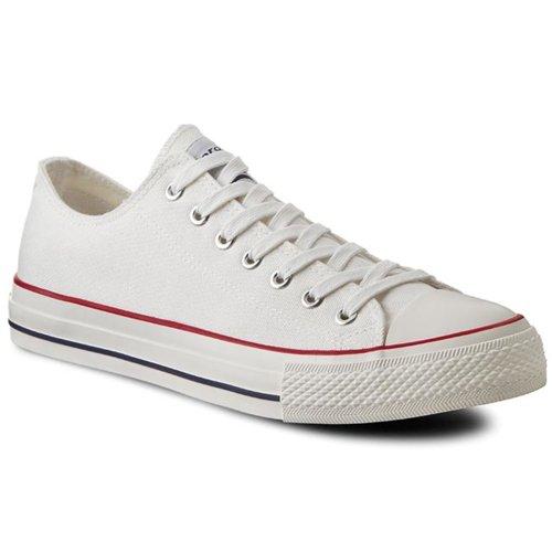 Canvas shoe Sprandi MS CZ049 WHITE