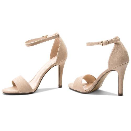 749158a60e Sandale Jenny Fairy W16SS292-22 Beige Damen - Schuhe - Sandaletten ...